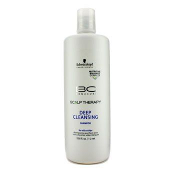 Schwarzkopf Bc Scalp Therapy Deep Cleansing Shampoo For Oily Scalps 1000ml 33 8oz Click Here For More Detai Deep Cleansing Shampoo Deep Cleansing Shampoo