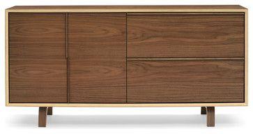 Delicieux Cherner 2 File Drawer And Cabinet   Modern   Filing Cabinets And Carts    SmartFurniture