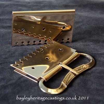 Belt Buckle for new Houppelande | Buckles, Medieval belt