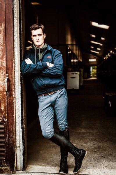 Olivier Philippaerts Mens Riding Boots Equestrian Men