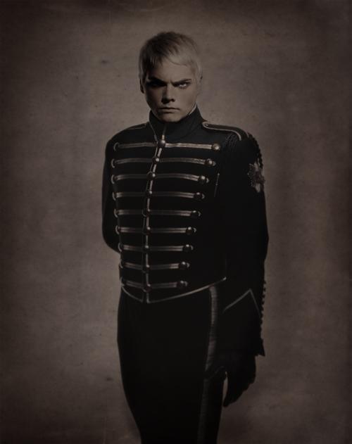 Gerard Way My Chemical Romance Black Parade Romance