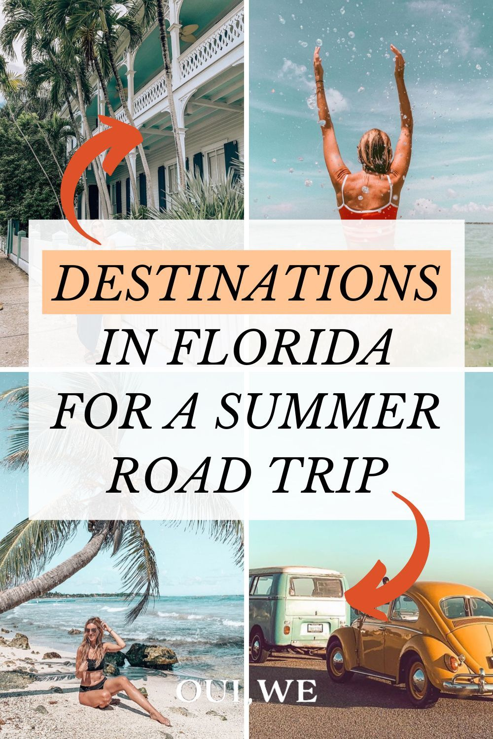 3 Destinations In Florida For A Southern Summer Road Trip Oui We Summer Road Trip Florida Travel Guide Road Trip Usa