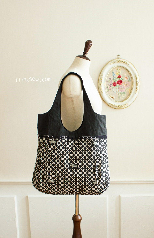 29 Nevena Bag Pdf Pattern Ithinksew Com Pdf Sewing
