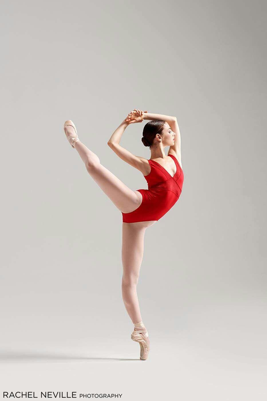 Attitude Ballet Danse Classique Danseuse Salle De Danse
