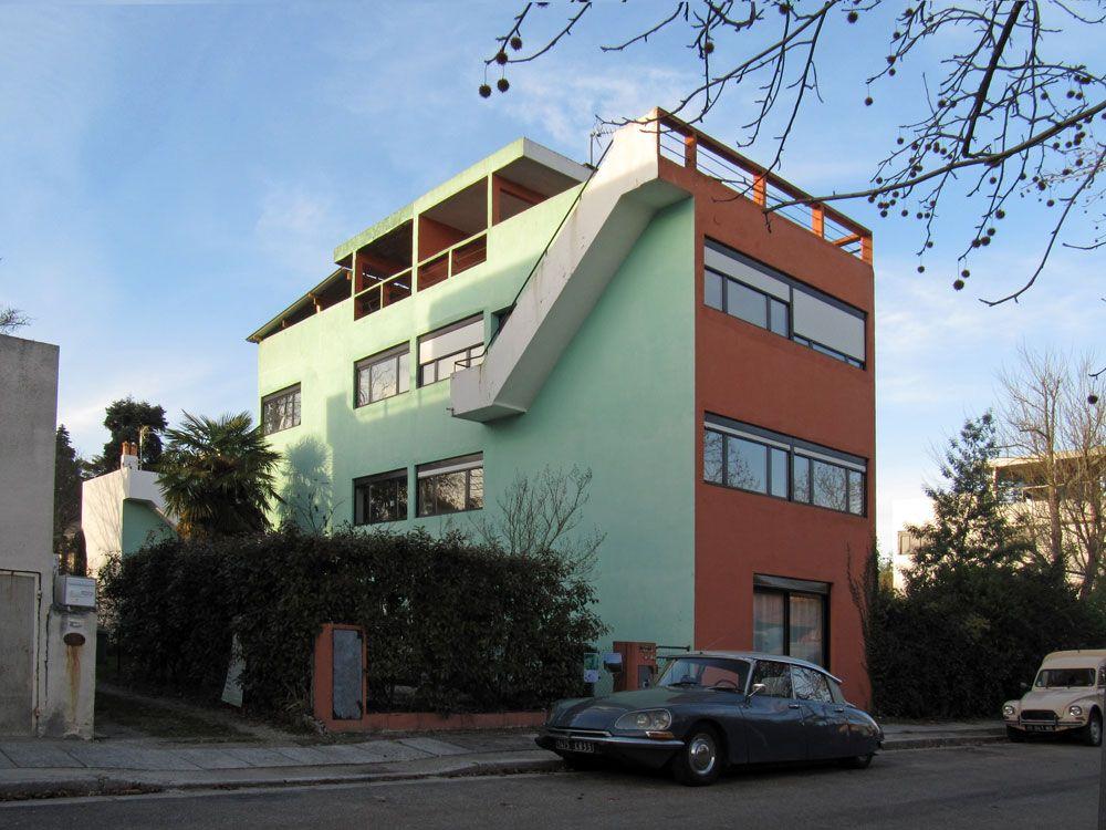 La Machine à Habiter, Le Corbusier, cité Frugès