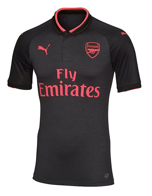 730cf6702f Arsenal FC PUMA Tercer Kit 2017-18