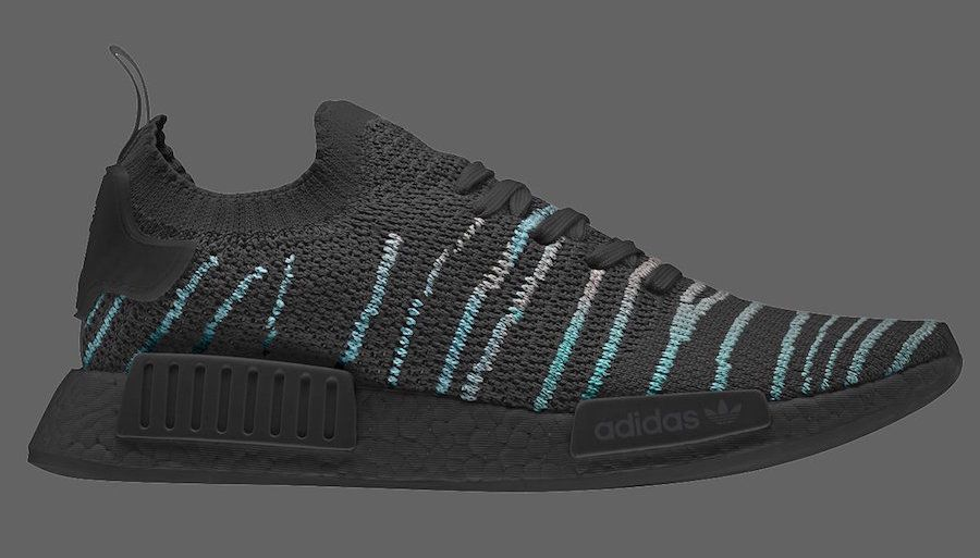 Adidas Nmd R1 Primeknit Stlt Parley Releasing In Fall 2018