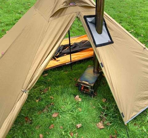 Hot Tent Comparison Wood Stove Jack Shelters Guide 2020