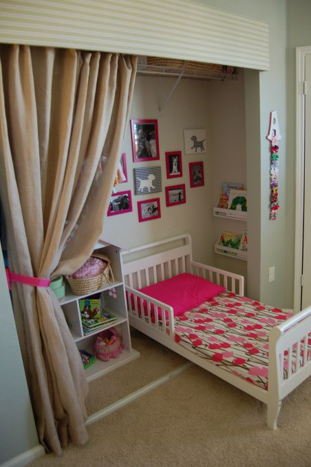 A Room to Share, This is a room I did for my new baby girl ...
