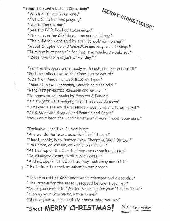 Funny religious christmas gifts