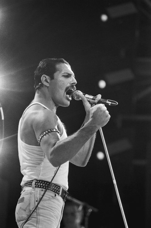 100 Incredible Rare Pics Of Freddie Mercury On The 25th