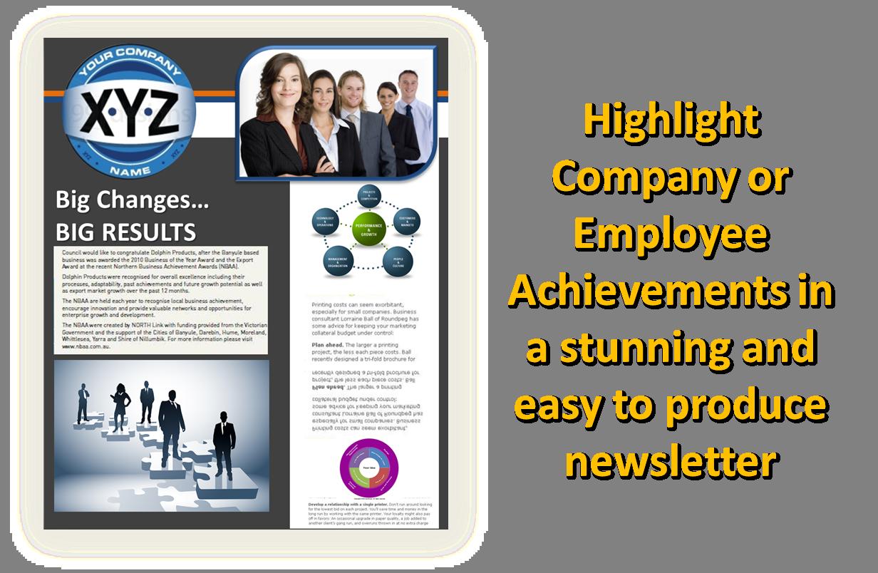 internal newsletter software for employee communication engaging