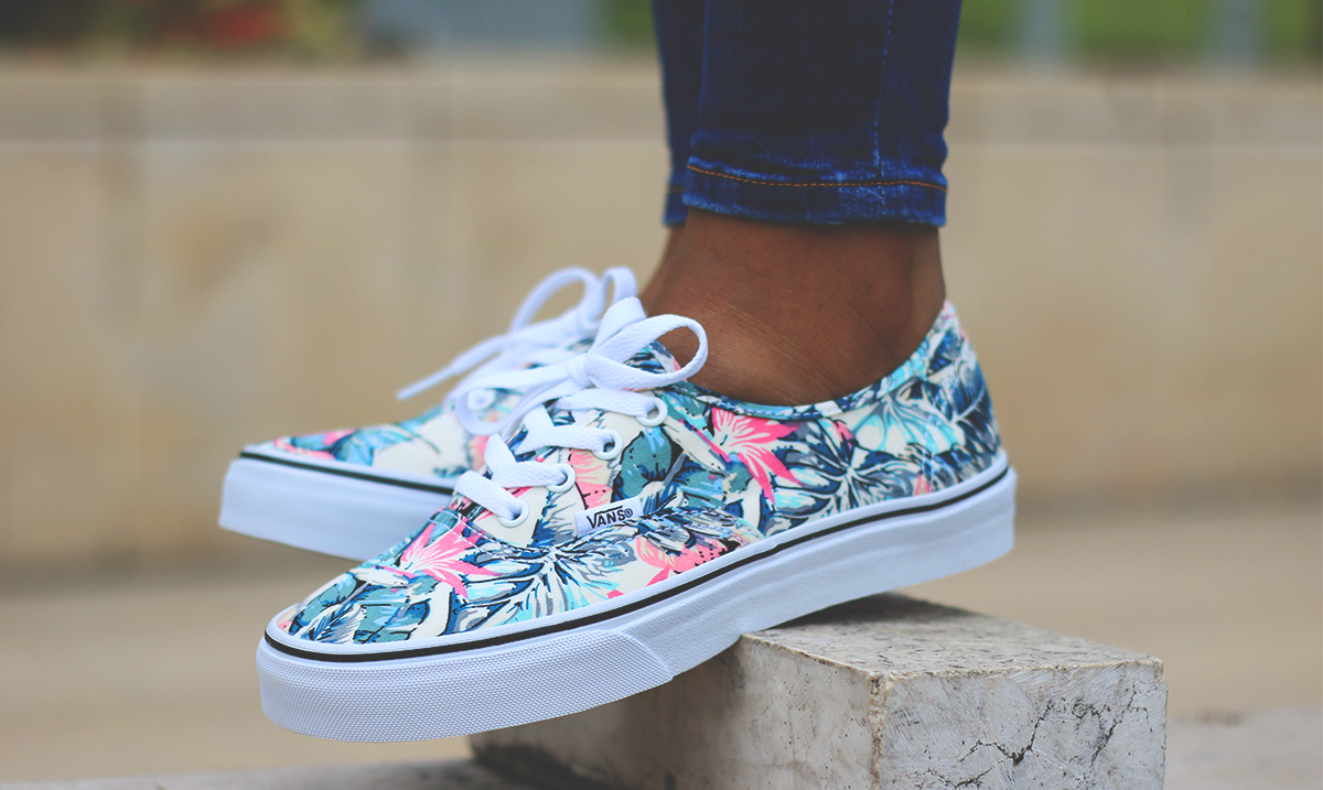 vans tropical homme