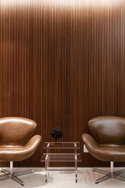 Arne Jacobsen Swan Lounge Chairs 1958 Originally