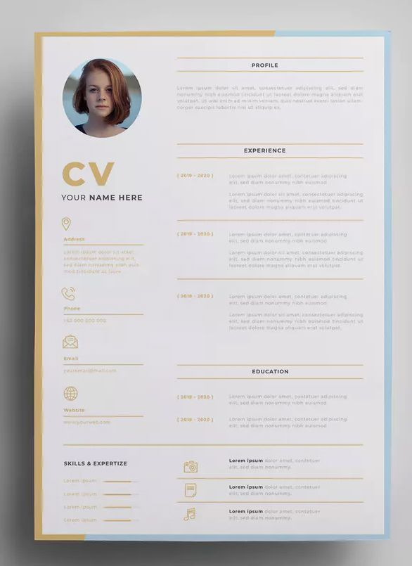 Resume Design Templates 12 By Surotype On Envato Elements Resume Design Template Resume Design Creative Graphic Design Resume