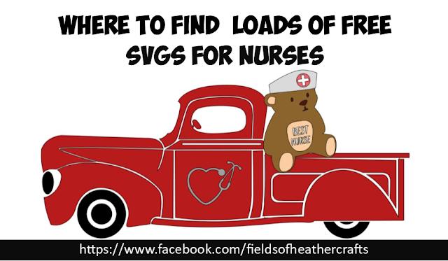 Free Nursing & Medical Themed SVGS Nurse hat, Medical