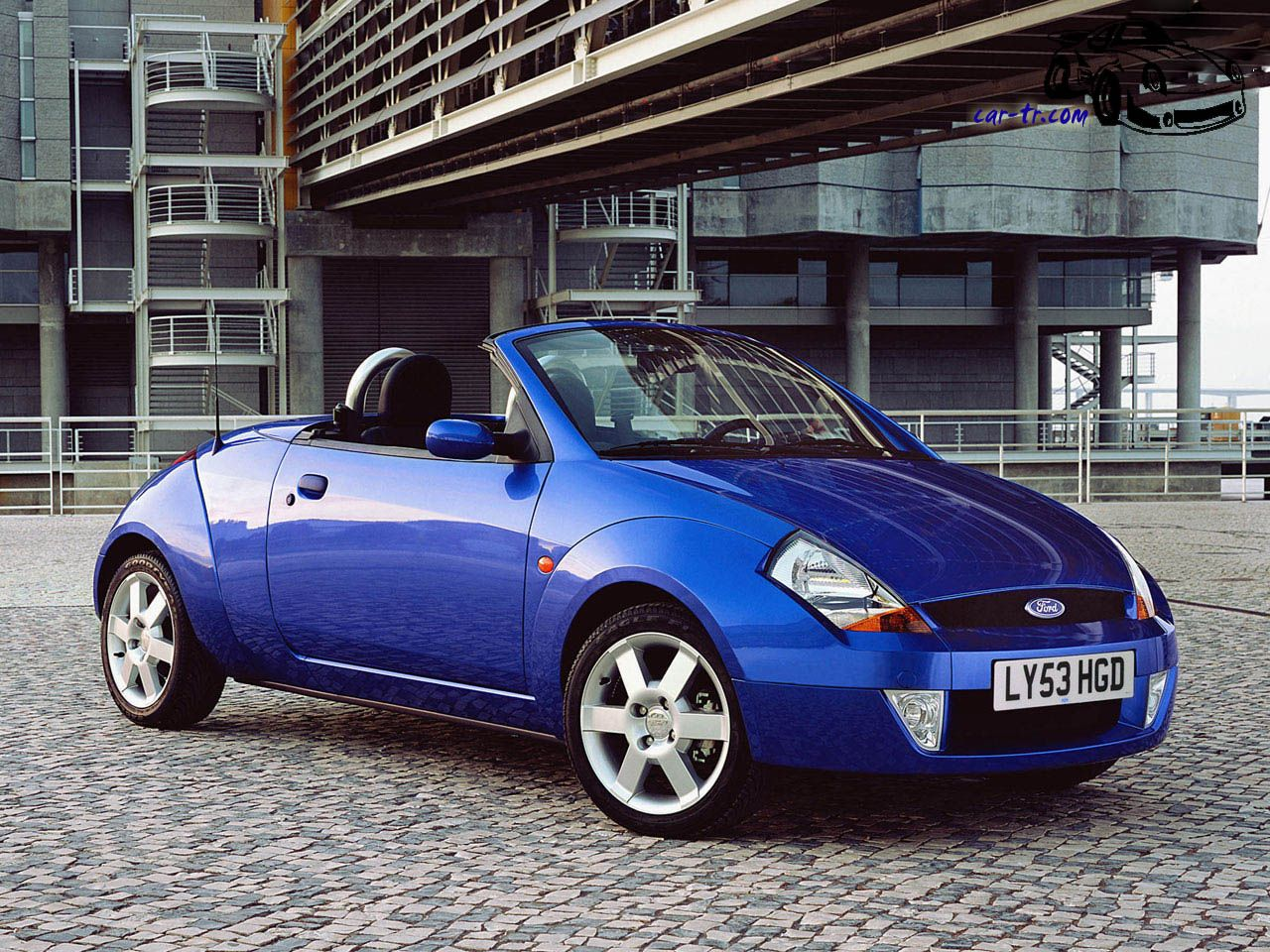 Ford Ka Convertible I Will Have One Of These At Some Point