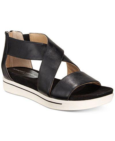 ced355ad1244 Adrienne Vittadini Claud Sport Flatform Sandals