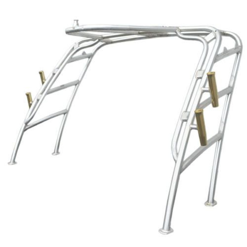 scout  aluminum boat  wakeboard tower frame w    fishing rod holders  view more on the link