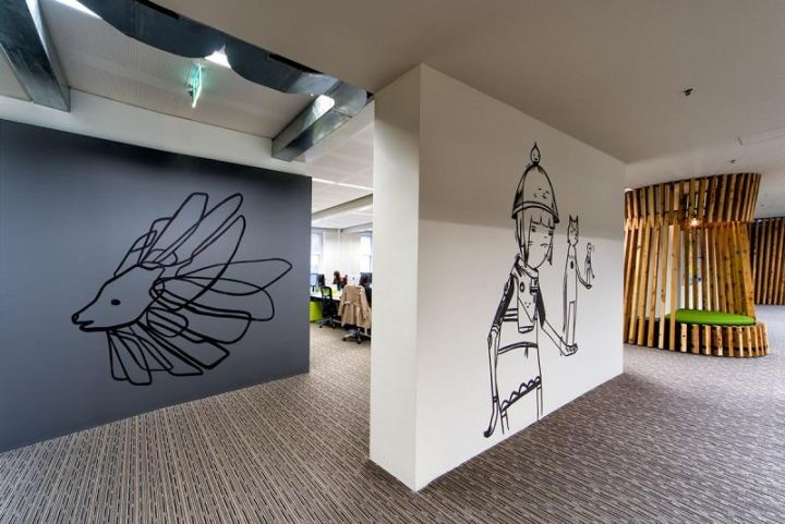 Envato Office By B Ro Melbourne Australia Office