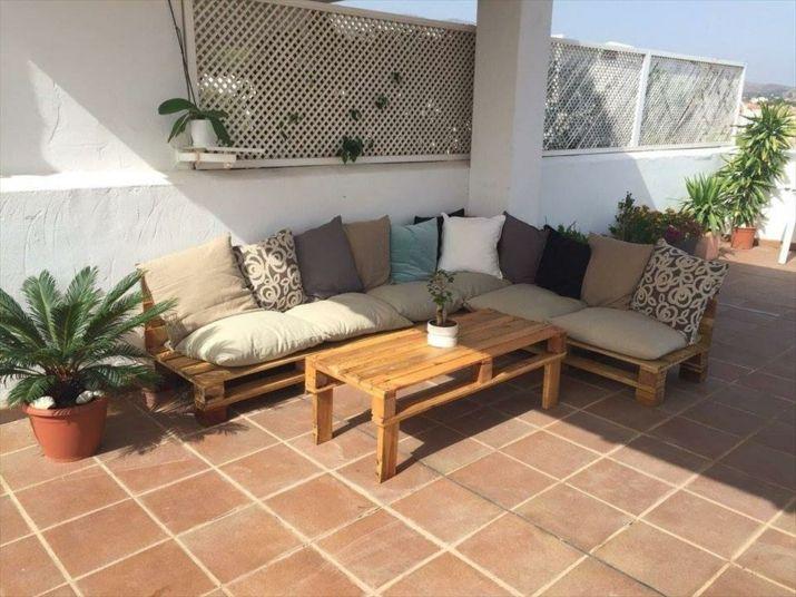 Sofa Design Trends Gestaltung | Sofa Mit Paletten Ein Wunderwerk Funktionaler Und Komfortabler