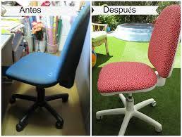 Aprende como tapizar la silla de la oficina ingresando a: http ...