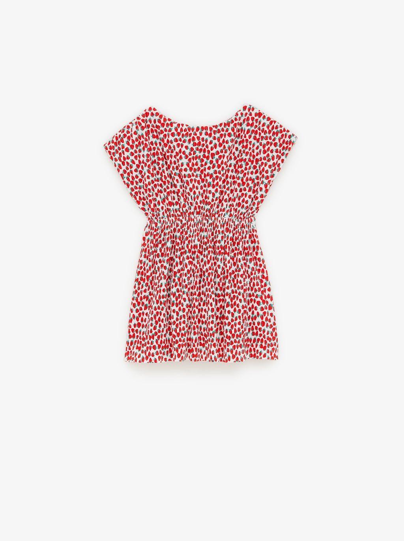 kupujte najbolje službena prodavnica jeftino za popust Plisirana haljina s uzorkom | Playsuit dress, Dresses, Casual dresses
