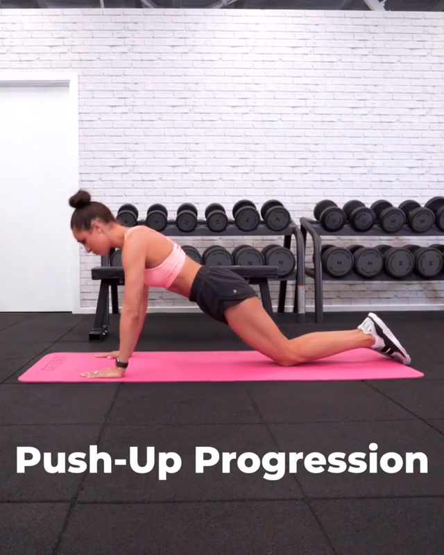 Push-ups progression   Find out Exclusive Fitness & weight loss programs - Fitness Plans - Ideas of...