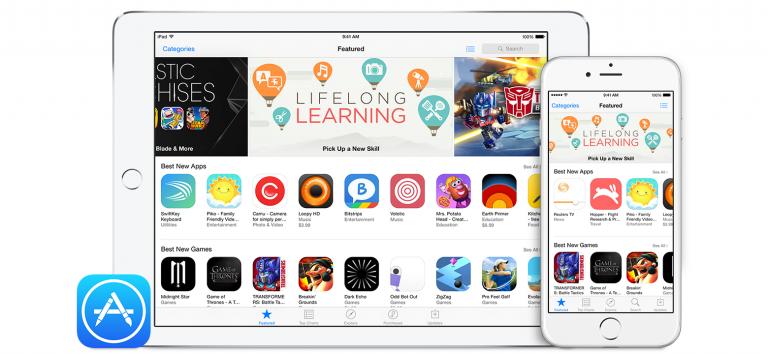 Apple tiene a personal trabajando en una nueva App Store