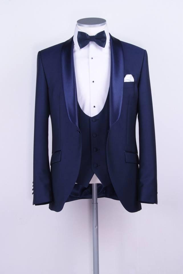 Royal Blue Navy Dinner Suit Tuxedo Www Anthonyformalwear Co Uk