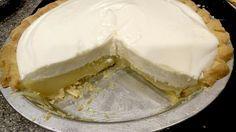 Recipe Tried Marie Callender S Double Cream Lemon Pie Copycat Recipe Recipelink Com Sour Cream Lemon Pie Recipe Lemon Pie Recipe Lemon Pie