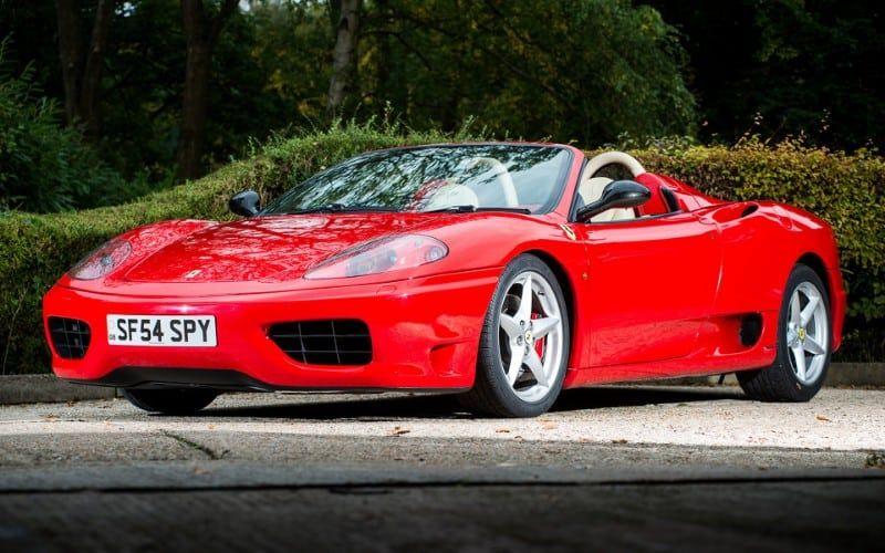 Old Ferrari Models List Ferrari Car Ferrari Ferrari 348