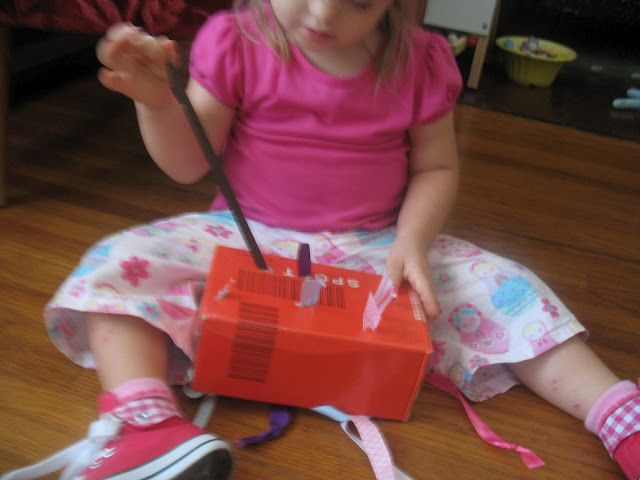 we can do all things: Pull Box Pincher grasp