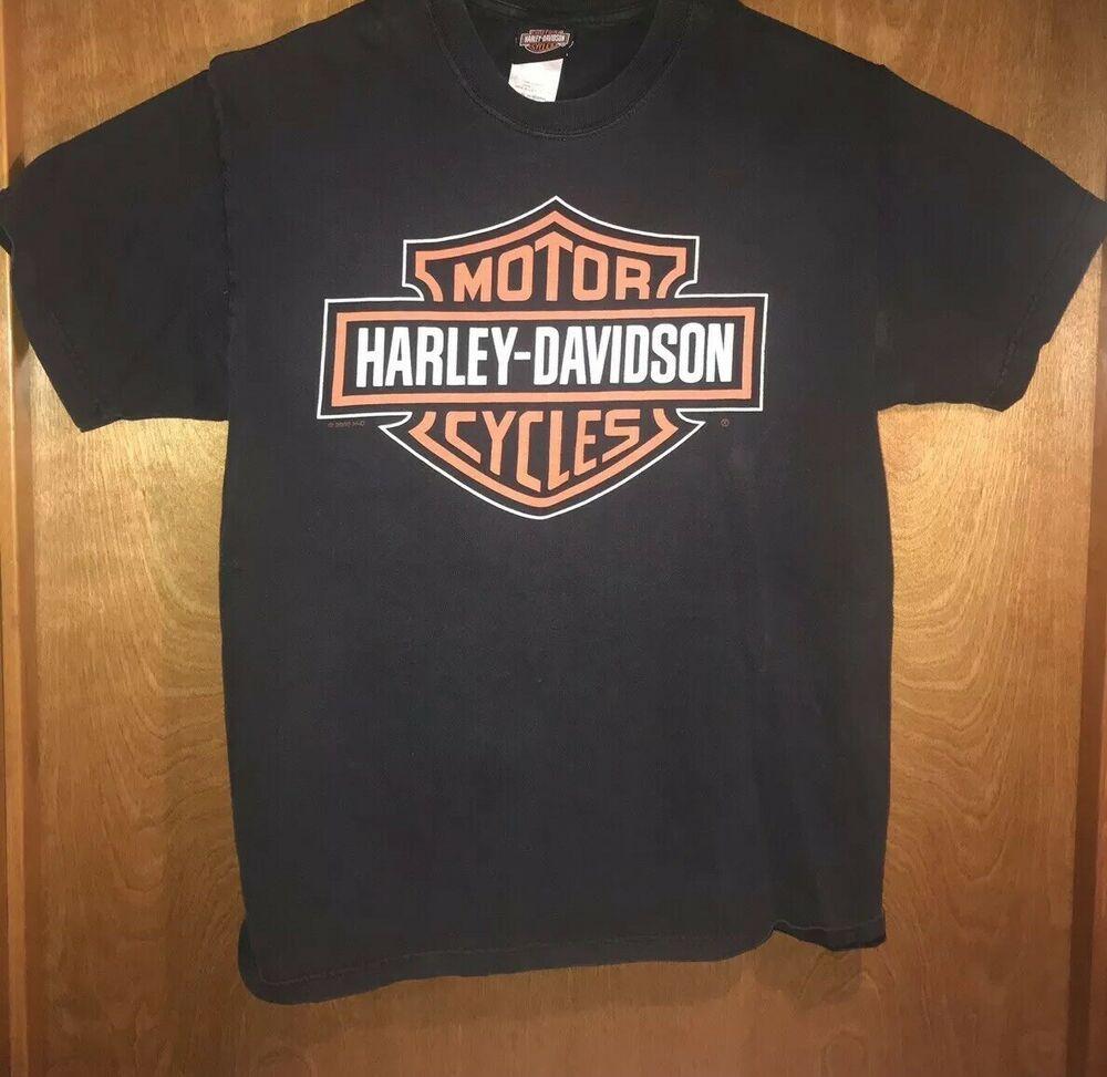 Harley Davidson Nashville >> Details About Medium C S Harley Davidson Nashville Tn 2000
