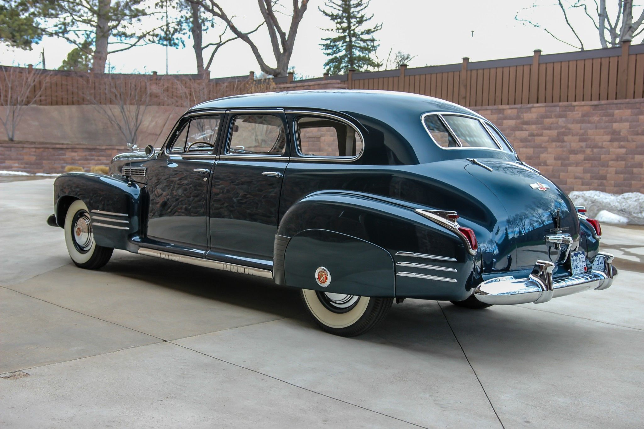 1941 Cadillac Series 67 Sedan for sale on BaT Auctions - ending ...