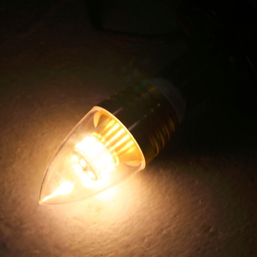 1 Pc 2017 New E14 Aluminum High Energy Saving 25 LEDs Tip Bulb Light L& Warm & 1 Pc 2017 New E14 Aluminum High Energy Saving 25 LEDs Tip Bulb Light ...