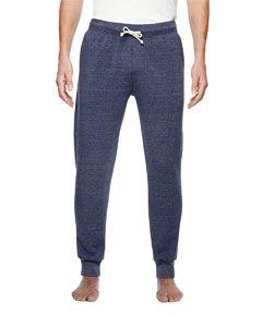 09881F Alternative Men's Eco Fleece Triblend Dodgeball Fashion Pant