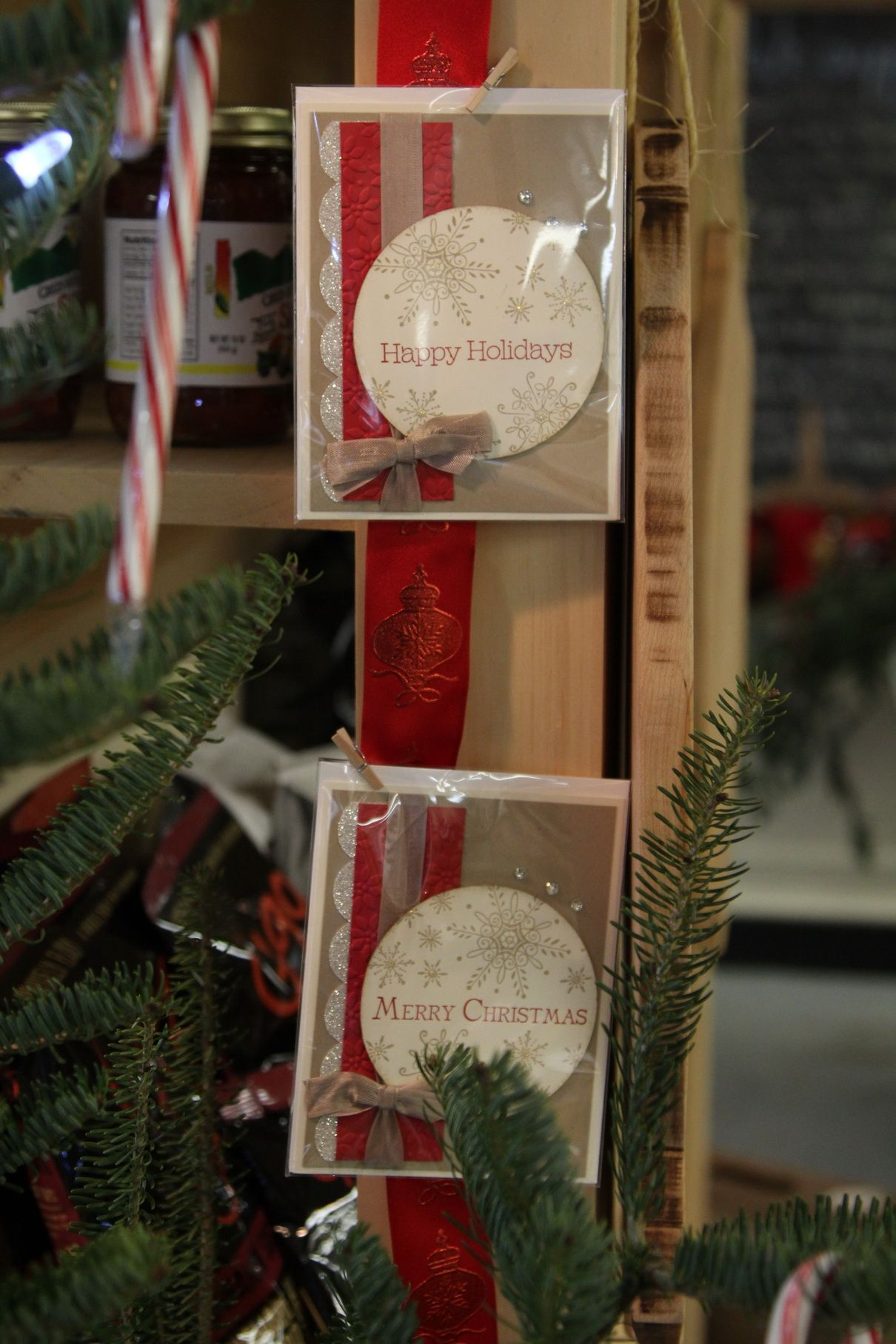 Some of my Christmas Cards for sale at @Red Clover Farm Market, LLC ...