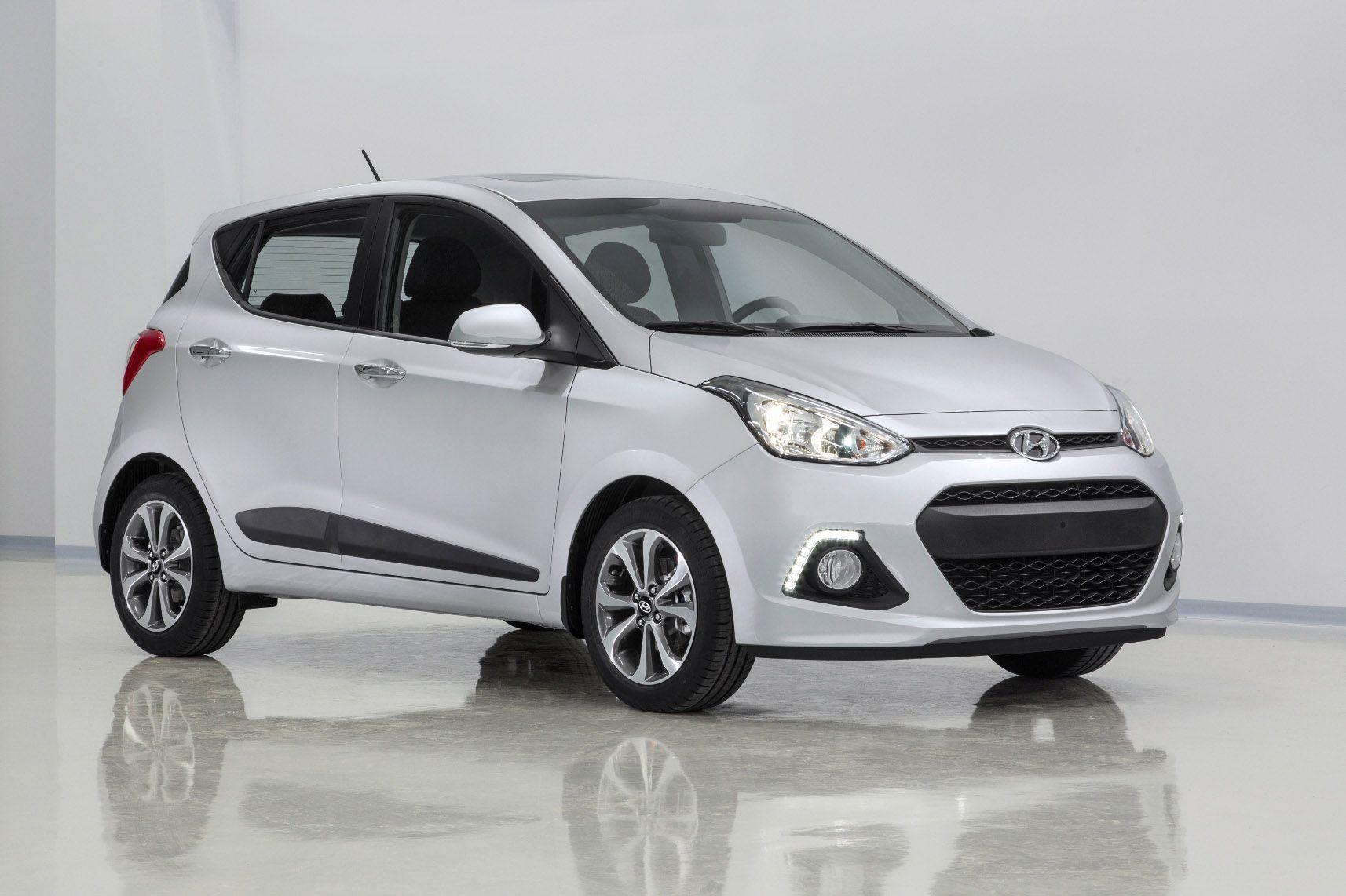 Hyundai Minik Sinif Otomobili I1o Ingiltere Nin En Prestijli Ve