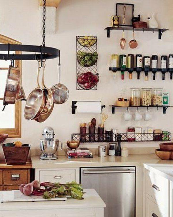 Comment amenager une petite cuisine ? Kitchens