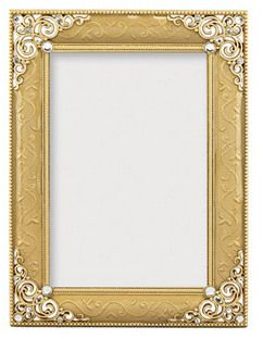 8x10 Gold Versailles Picture Frame Beautiful And Ornate This Gold