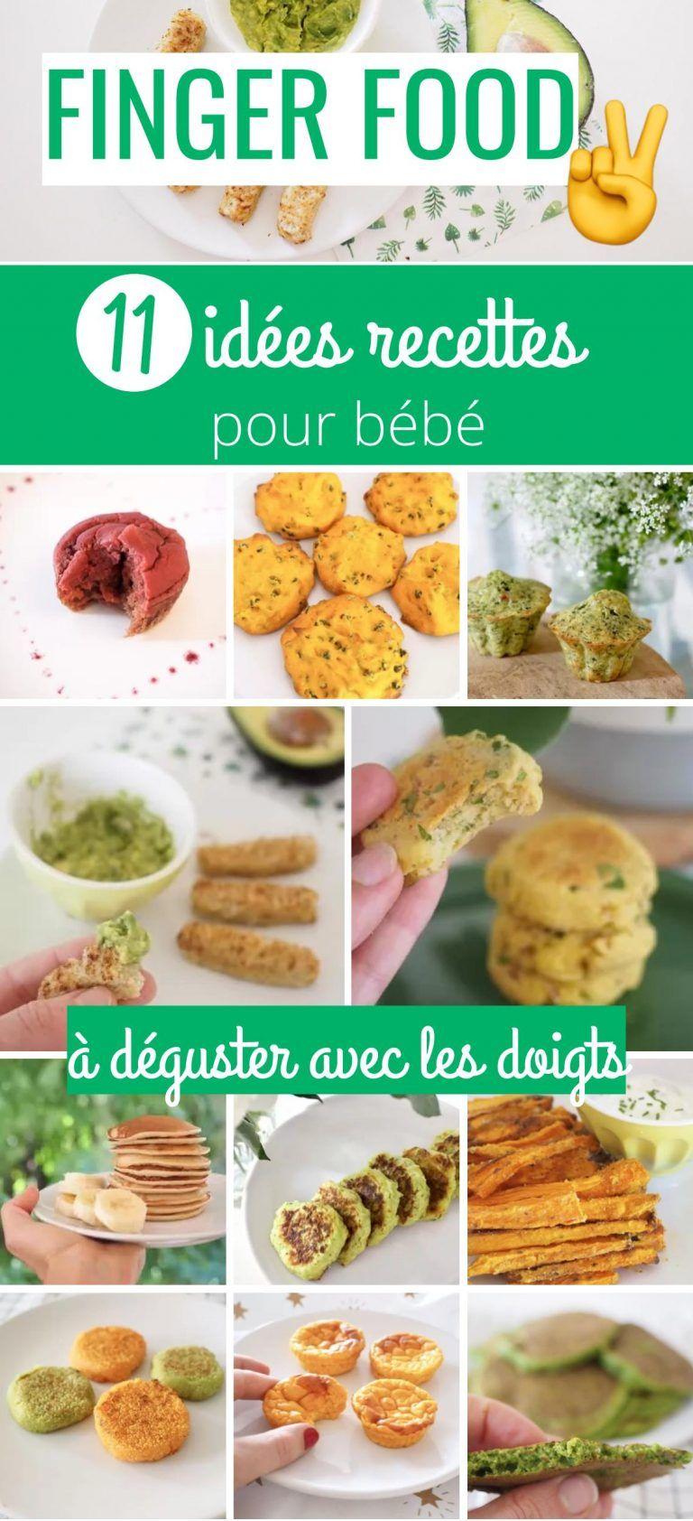 Finger Food Pour Bebe 11 Recettes A Manger Avec Les Doigts Cuisinez Pour Bebe Aliments Pour Bebe Faits Maison Idee Repas Bebe Recette