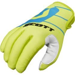 Photo of Scott 350 Race Handschuhe 2016 Blau Gelb L Scott