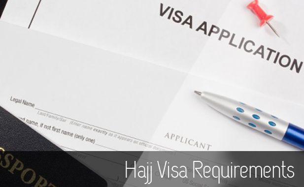 Saudi Govt has now set some requirement for hajj visa and they must