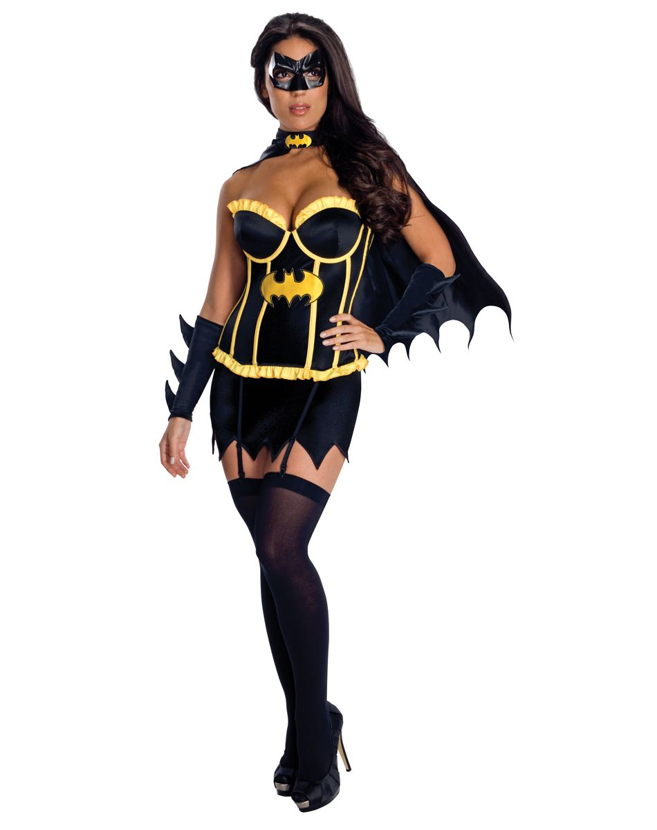 batman batgirl corset costume   holiday ideas   Pinterest ...