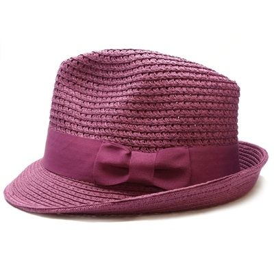 Christys' Lovell Trilby - Rose Violet
