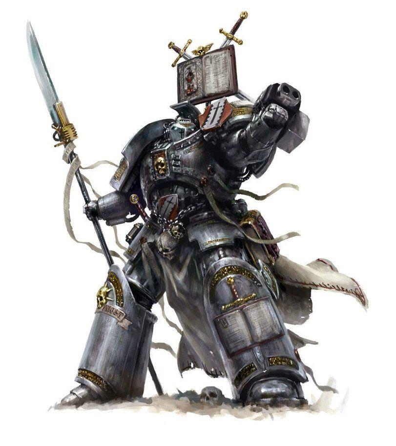 вархаммер рисунки рыцарь указывает время программу