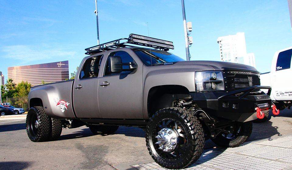 2013 Chevy Silverado 3500 Hd Dual Rear Wheel Chevy Pickup Trucks