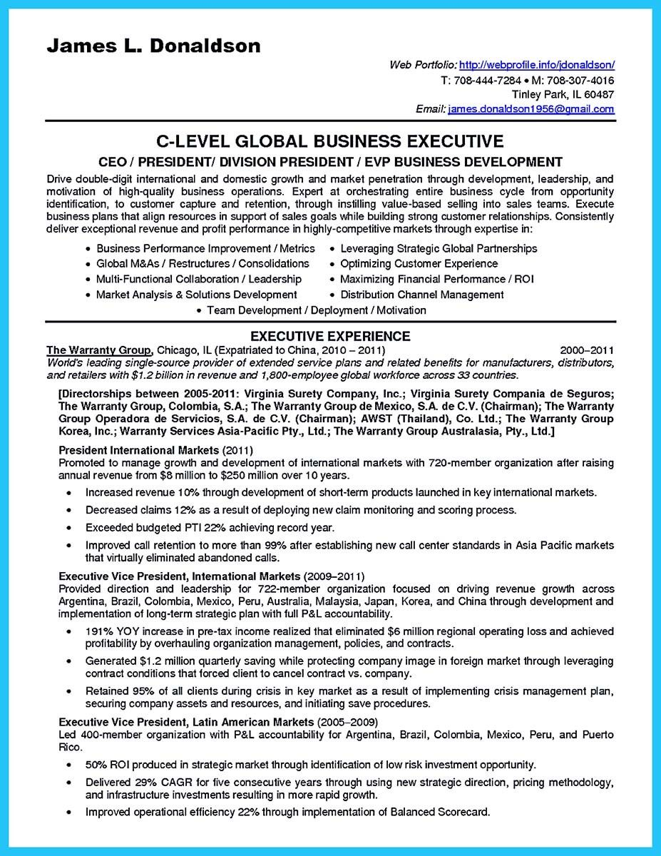 Supervisor Job Description For Resume Cool Marvelous Things To Write Best Business Development Manager