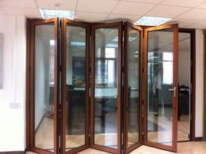 Folding Sliding Doors Come With Huge Advantages Today Room